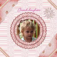 Granddaughter Kaylee