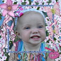 Jordyn Turns 1