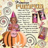 Princess Pumpkin