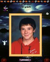 Fall of 2007     7th grade