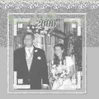 2006 Wedding August