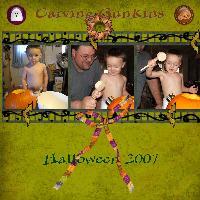Carving Gunkins