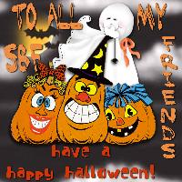 Haopy Halloween To All My Friends At SBF!