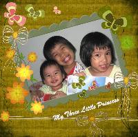 My Three Little Princess