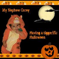 Corey's 1st Halloween