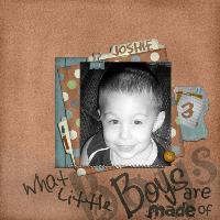 Joshie 3