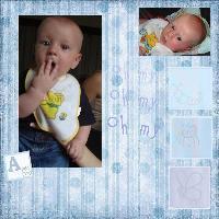 Rhettie, my dearest little brother