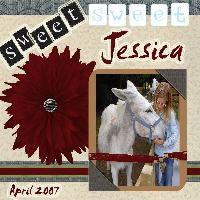 Sweet Sweet Jessica