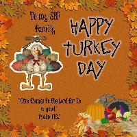 Happy Thanksgiving SBF