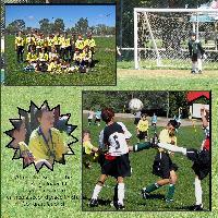 Daniel's successful soccer season