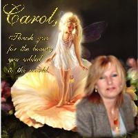In memory of sweet Carol