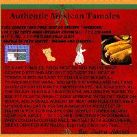 Authentic Mexican Tamales