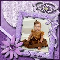 Savannah in Purple