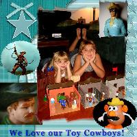 We LOVE our Toy Cowboys!