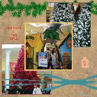 Holidays At The Mall