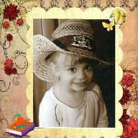 My Sweet Cowgirl!!!