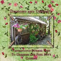 Diamond and Destini's Memory Book