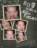 Boy With A Million Faces