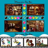 Disneystore, New York