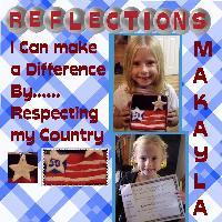 MaKayla reflections prioject