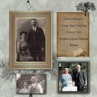 Daisy & Sidney Shaw