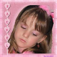 Rachel in Pink