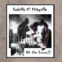 Godzilla vs Kittyzilla