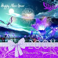 A MAGICAL NEW YEAR TO ALL!