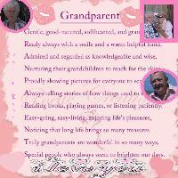 My wonderful Grandparents