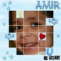 Amir I Love You!!!