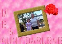 ME & AUNT DARLENE