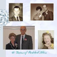 My grandparents 60th anniv
