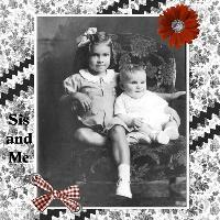 Sis and Me