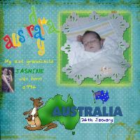 Australia Day 26th Jan