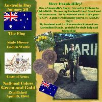 Australia Day to Us
