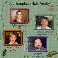 My SBF Family