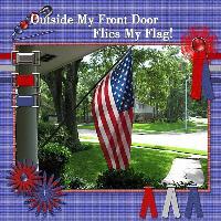 Out My Front Door