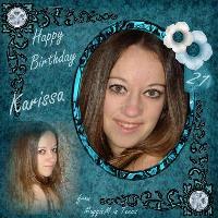 Happy Birthday Karissa