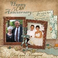 MaggieM's golden Anniversary