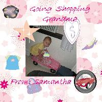 Samantha Shopping 2008
