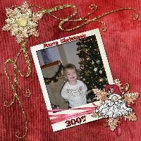 emilie's christmas 2007