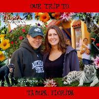 Trip to Tampa, Florida