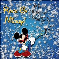 Rock on Mickey