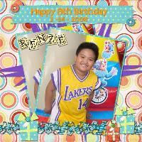 Happy Birthday Renze
