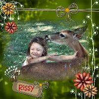 The Deer and Rissy