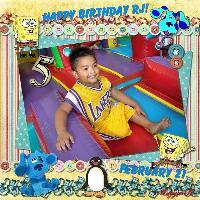 Happy Birthday RJ!!