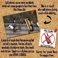 NO CELLS PHONES ALLOWED