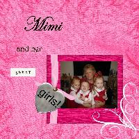 Mimi and her girls