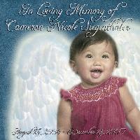 In Loving Memory of Cameron Nicole Siegenthaler