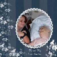 Me and My Great Grandma